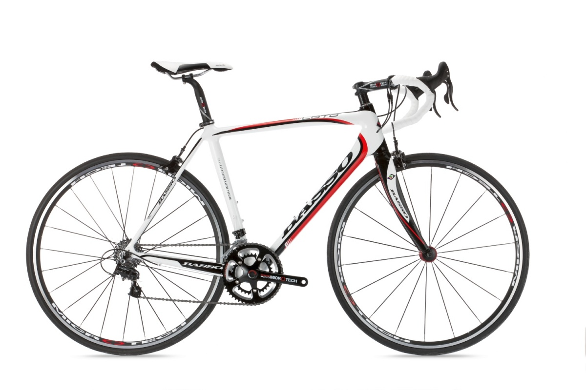 Basso Loto 2014 White/Black/Red