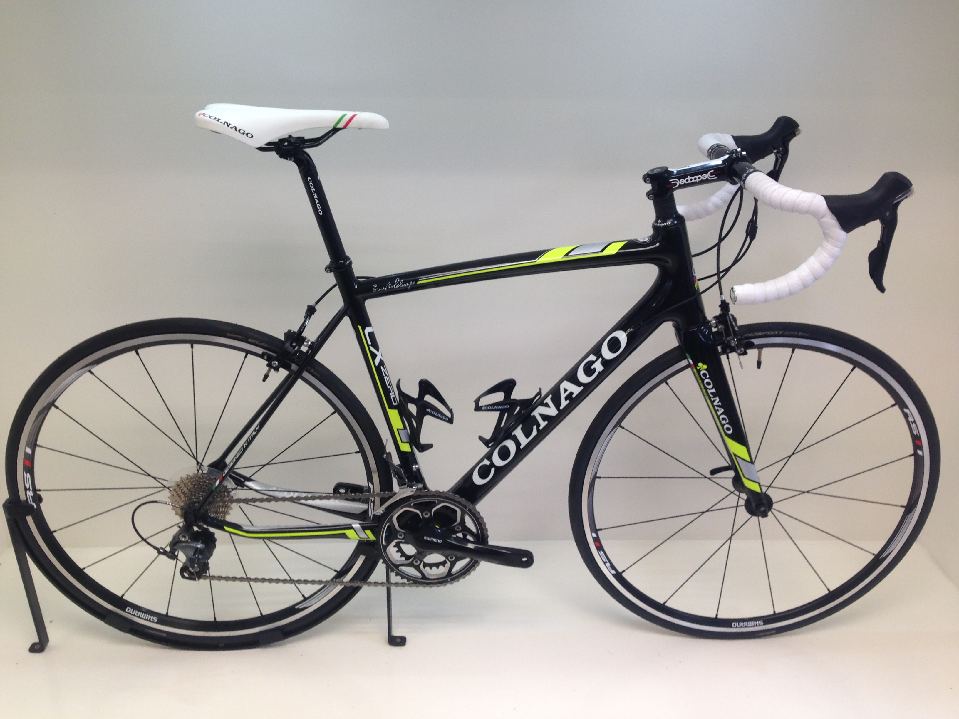 Colnago CXZERO Black/Yellow