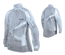 Rain Jacket FORCE clear – Velcro