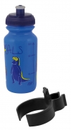 Bottle FORCE ZOO KID with holder 0.3 L
