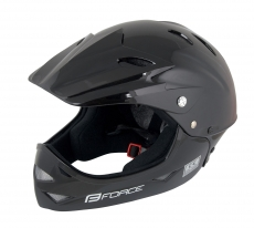 Helmet FORCE DOWNHILL Junior - glossy